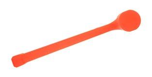 Dead blow orange hammer Stock Image