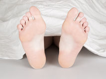 Dead body Stock Photography