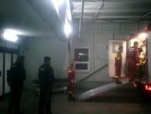 27 dead in Bucharest Colectiv nightclub fire stock video footage