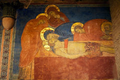 Dead of Christ, Siena, Italy Royalty Free Stock Photo