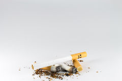 Dead Cigarette Stock Photography