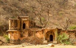 Dead City. Galta in Jaipur stock photo