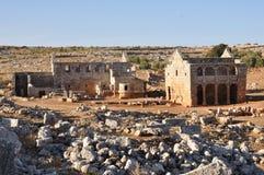 Free Dead City Of Serjilla, Syria Royalty Free Stock Image - 18186306