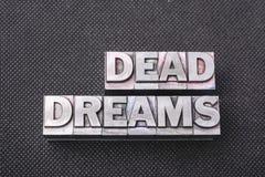 Dead dreams bm Stock Images