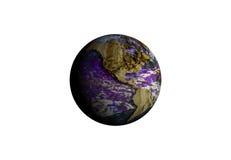 Dead earth. Stock Photography