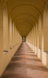 Dead end. Archway with a dead end in Pisa, Italy stock image