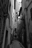 Dead end  alley in Florence Stock Photos