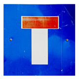 Dead end traffic sign Stock Images