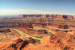 Dead Horse Point. The Dead Horse Point, Utah, USA royalty free stock image