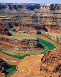 Dead Horse Point Royalty Free Stock Photography