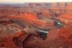 Dead Horse Point Royalty Free Stock Photo