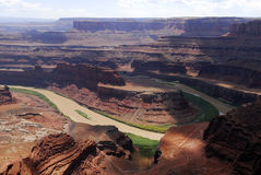 Dead horse Point state park Stock Photography