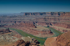 Dead Horse Point State Park Royalty Free Stock Photo