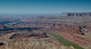 Dead Horse Point State Park Royalty Free Stock Photos