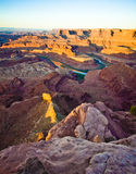 Dead Horse Point State Park Royalty Free Stock Photography