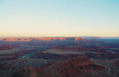 Dead Horse Point State Park Royalty Free Stock Image