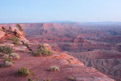 Dead Horse Point State Park in Utah. Near Moab Stock Image