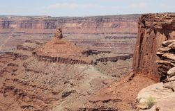 Dead Horse Point State Park in Utah. USA Stock Photography