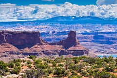 Dead Horse Point State Park in Utah Stock Photography