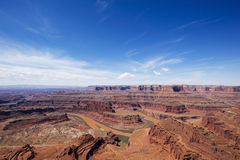 Dead Horse Point State Park, Utah royalty free stock image
