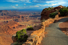 Dead Horse Point State Park Viewpoint Stock Photos