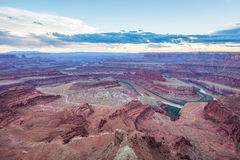 Dead Horse Point, Utah, USA Stock Photos
