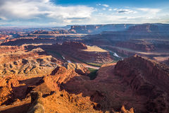 Dead Horse Point, Utah, USA Stock Images