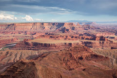 Dead Horse Point, Utah, USA Stock Photo