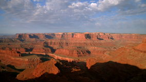 Dead horse point utah. Video of dead horse point utah stock video