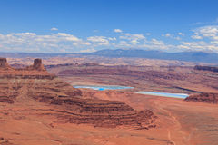 Dead horse view in Utah Stock Photos