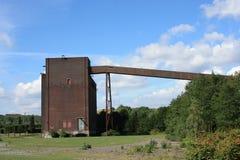 Dead Industry-Coal Mine Stock Image