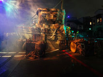 Dead Man's Wharf Scare Zone and HHN 26 Royalty Free Stock Images