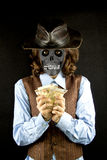 Dead man Stock Photos