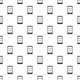 Dead phone pattern vector Stock Images