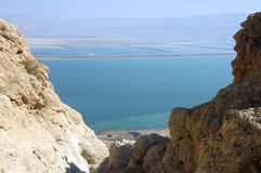 Dead Sea. Stock Photography