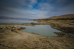 The Dead Sea Royalty Free Stock Photo