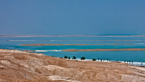 The Dead Sea Royalty Free Stock Photos
