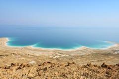 Dead sea. View of Dead Sea, Israel Stock Photos