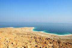 Dead sea. View of Dead Sea, Israel Stock Images