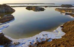 Dead Sea. Picture taken in Israel, Dead Sea in Judas desert royalty free stock photos