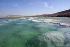 Dead sea. And mountain Sdom Royalty Free Stock Photos