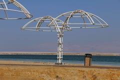 Dead Sea beach Royalty Free Stock Image