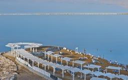 Dead Sea Beach Royalty Free Stock Photography
