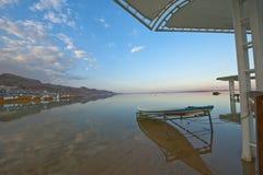 Dead Sea Beach Stock Photo