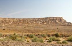 Dead sea cliffs . Stock Images