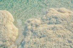 Dead Sea,  early morning Royalty Free Stock Photo