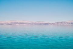 Dead Sea, Engedi Stock Images