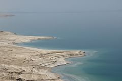 Dead Sea Views of Desert. The Dead Sea Hebrew: יָם הַמֶּלַח‎ About this sound Yam ha-Melah lit. Salt Sea, Arabic: البحر الميت‎‎ About Stock Images