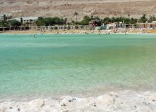 Dead sea, Israel Royalty Free Stock Photo