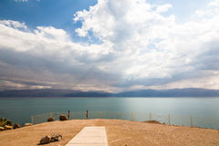 Dead sea - Israel Royalty Free Stock Photos